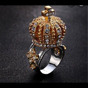 🔥🔥3D Crown Ring🔥🔥